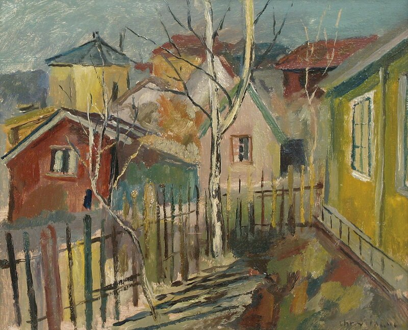 Fra Enerhaugen 1949