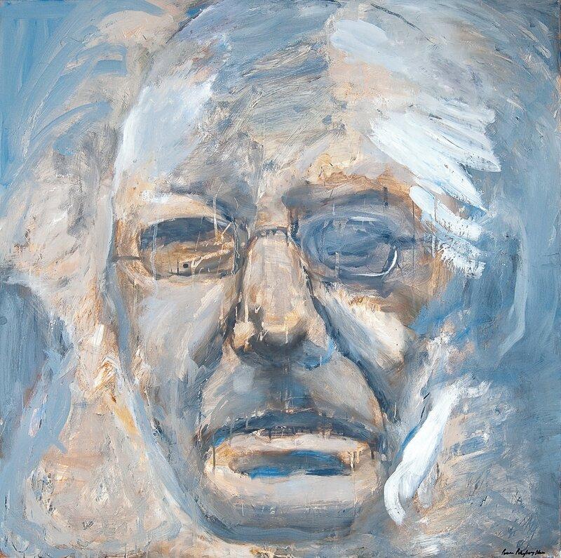 Portrett av Ibsen