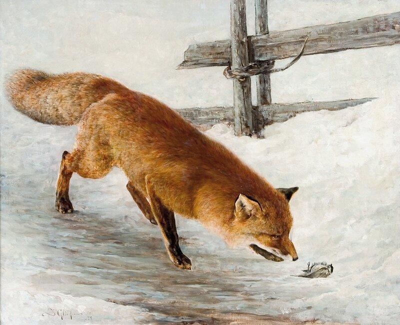 Rødrev 1879