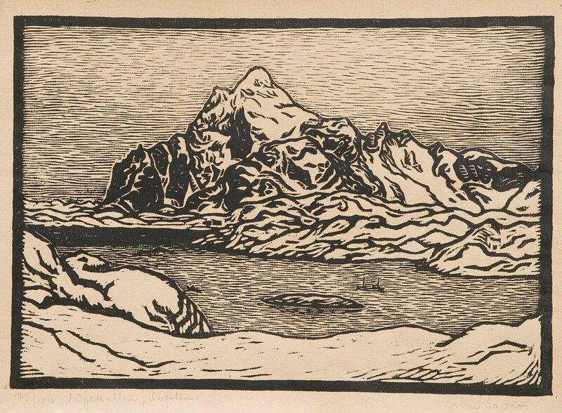 Vågekallen, Lofoten