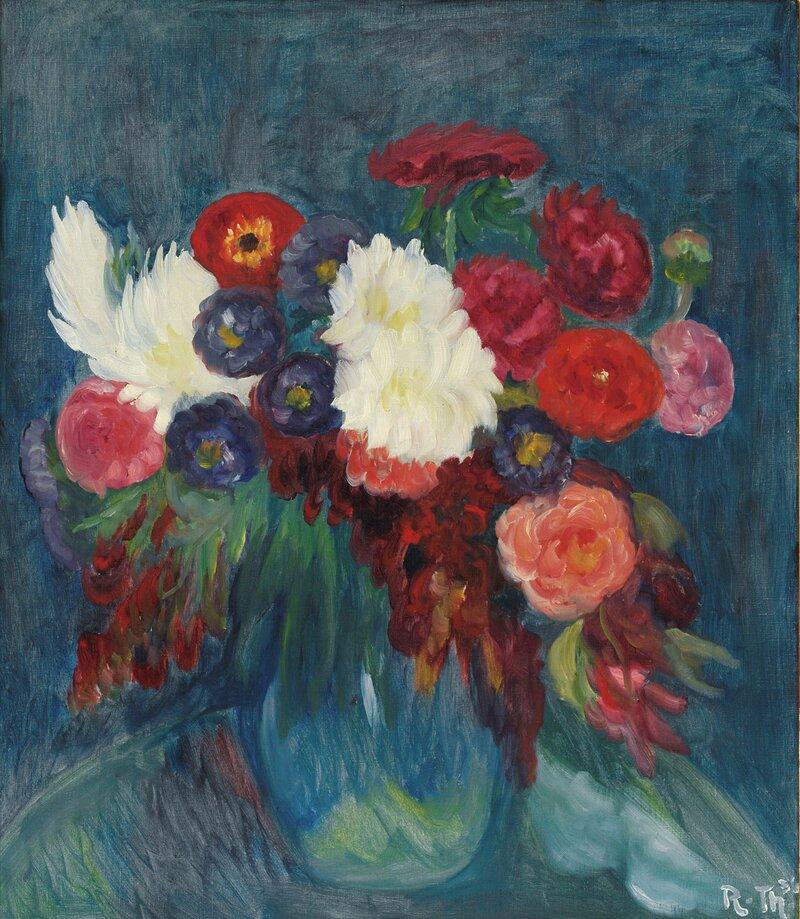 Blomstergruppe 1930