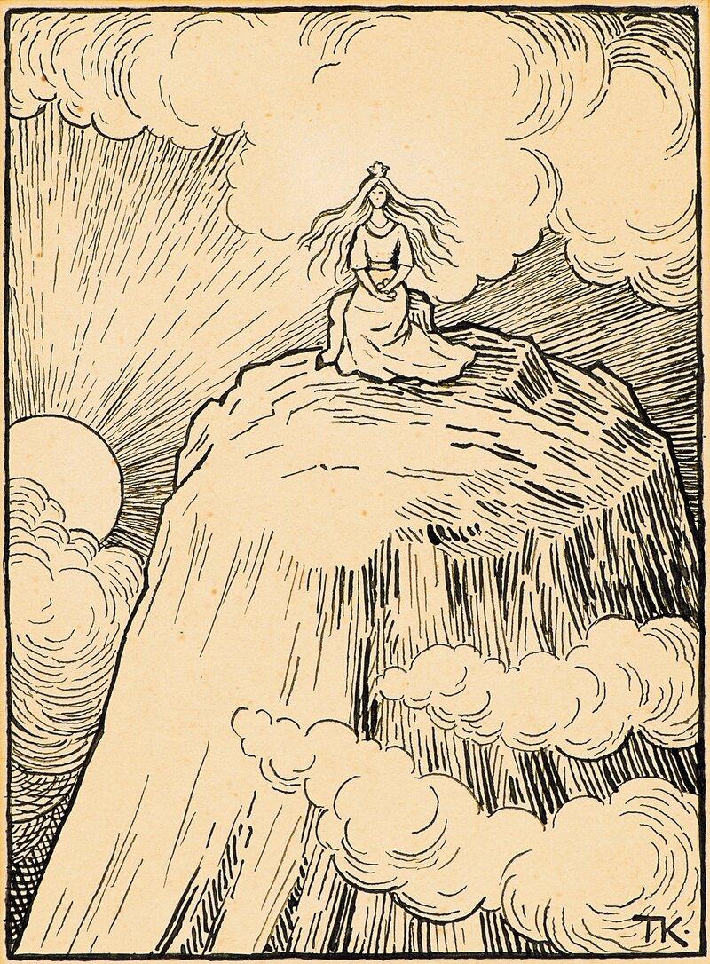 Prinsessen på glassberget