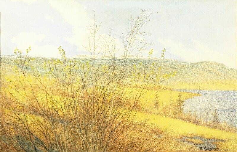 Fra Lauvlia Sigdal 1904