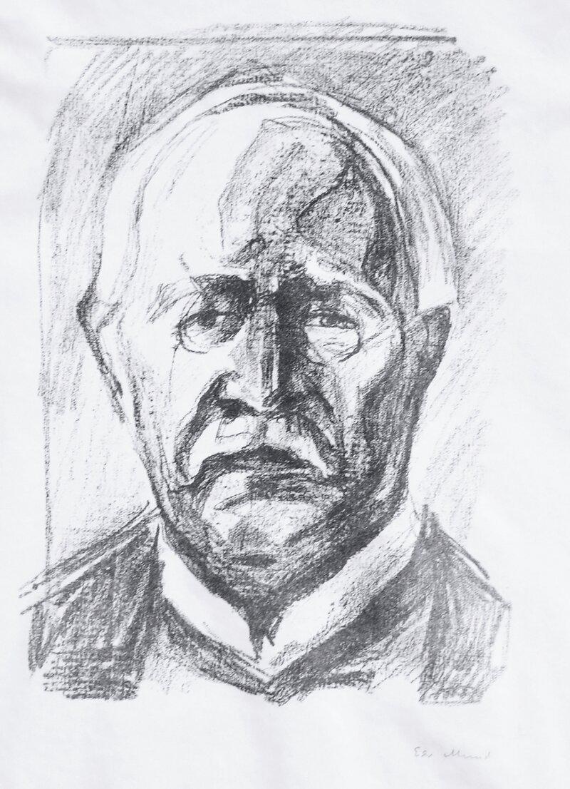 Statsminister Otto Blehr