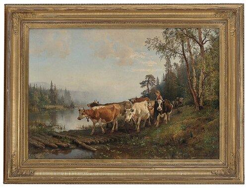 Forflytning av bølingen 1870
