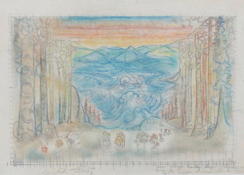Norges Tinder, Skoger og Kyster 1948-49