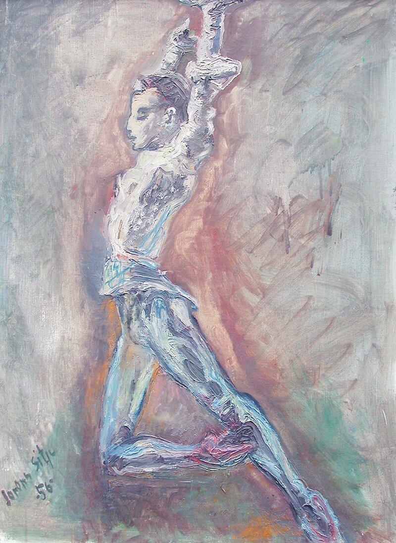 Danser 1956