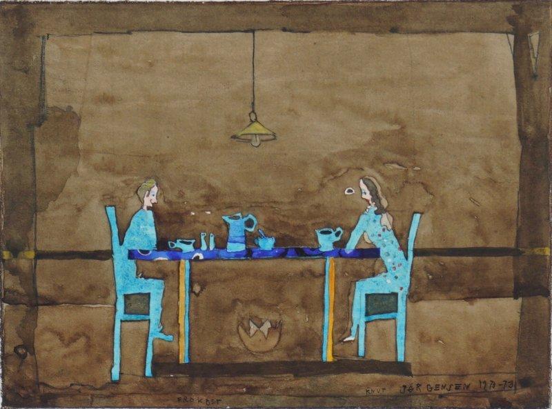 Frokost 1970-73