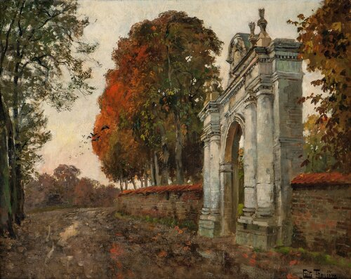 The Marble Gate (From Bergues)