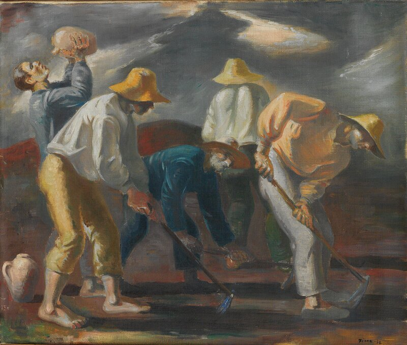Landarbeidere 1932