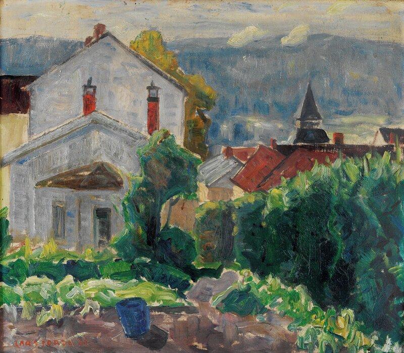 Fra Lillehammer 1920