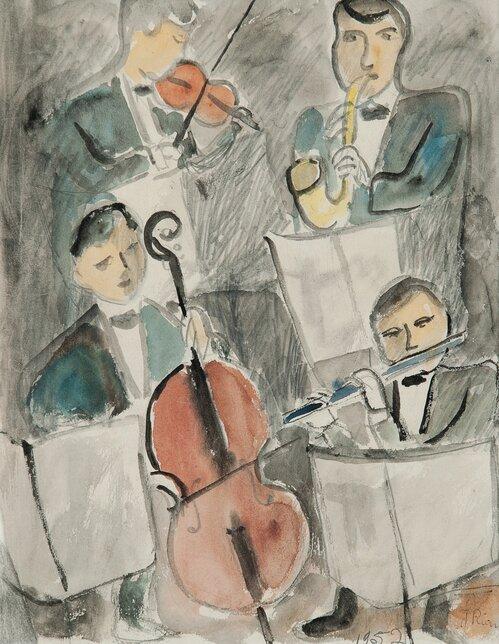 Musikanter 1952