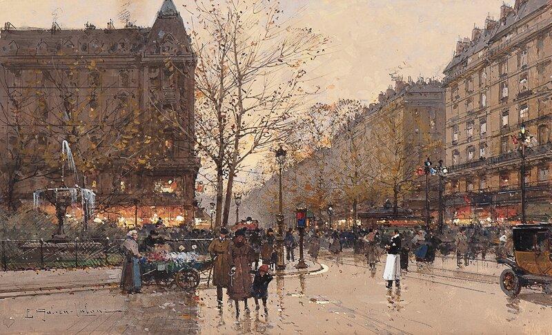 Et hjørne av Montmartre