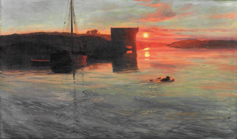 Fra Brønnøysund