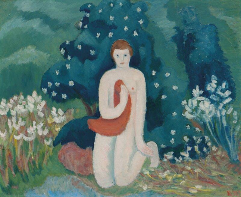 Eva i Edens Hage 1946