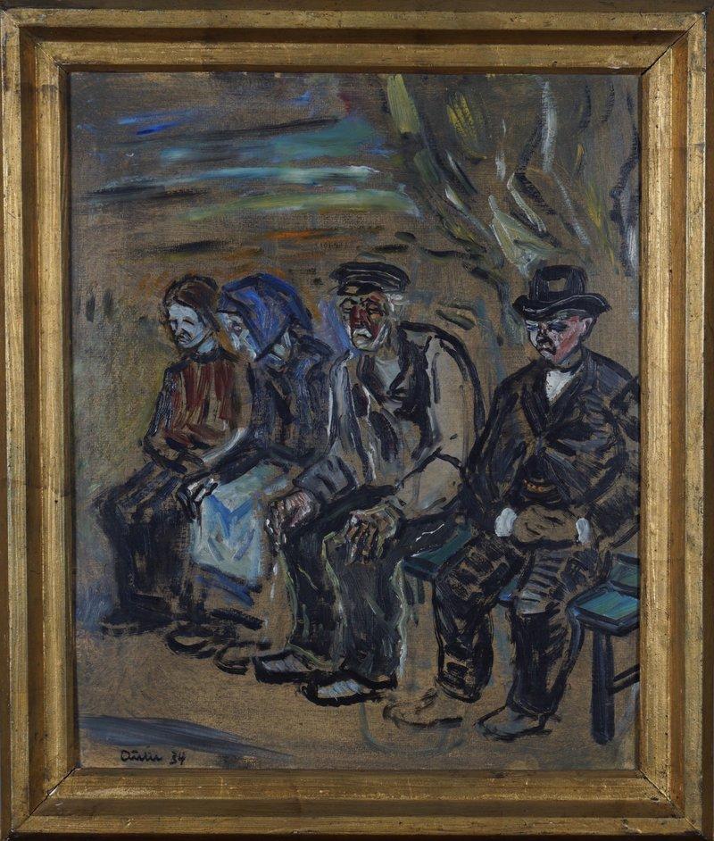 Pensjonister 1934