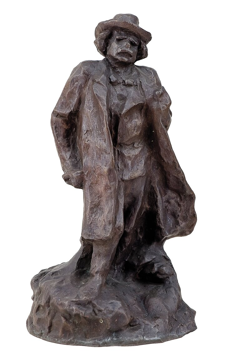 Portrett av Edvard Grieg