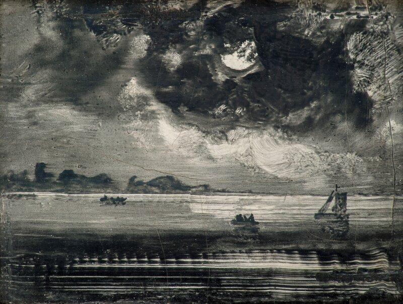 Båter i måneskinn
