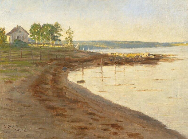 Fra Slagen 1892
