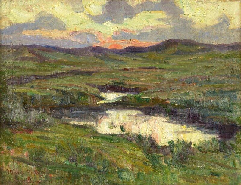 Fra Skagen 1910