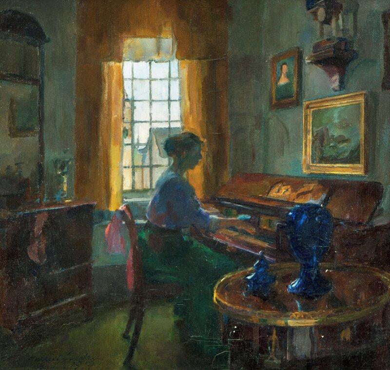 Lavenders 1914