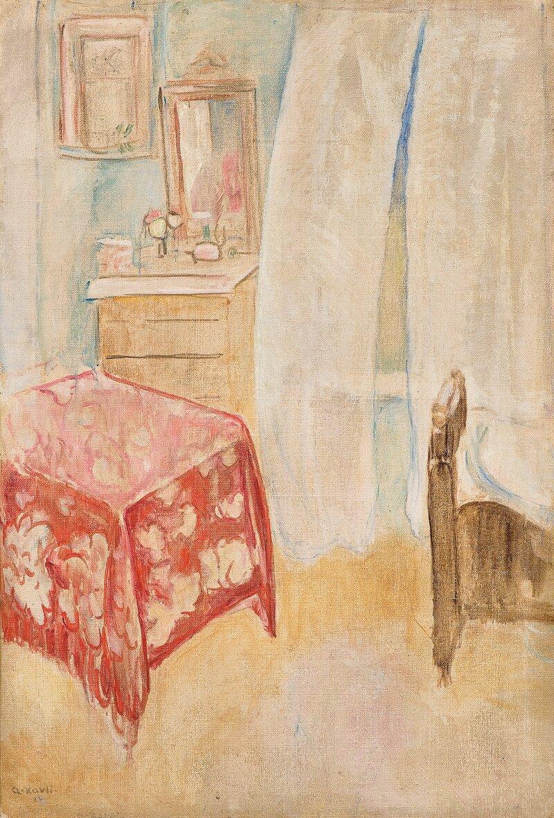 Interior 1914