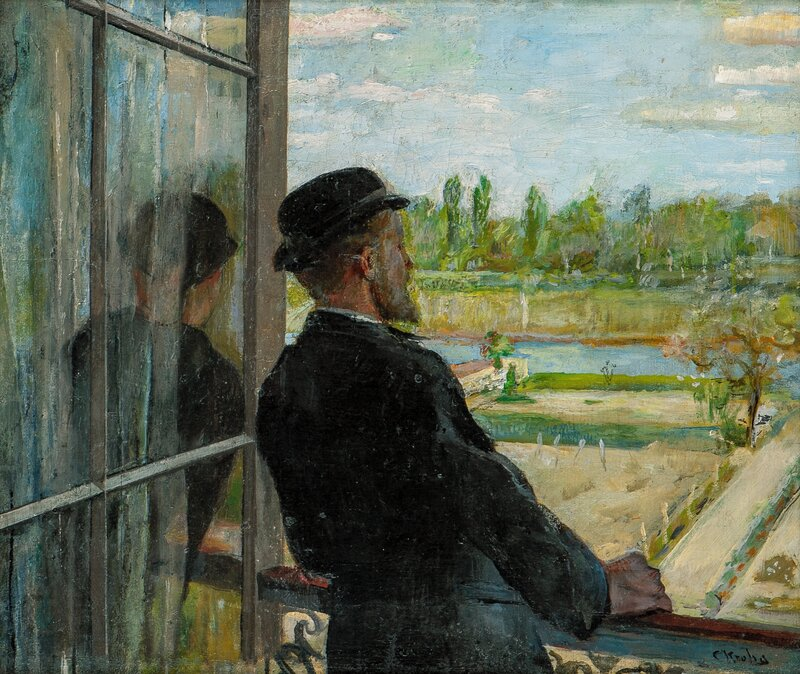 Spring, the Painter Karl Nordström