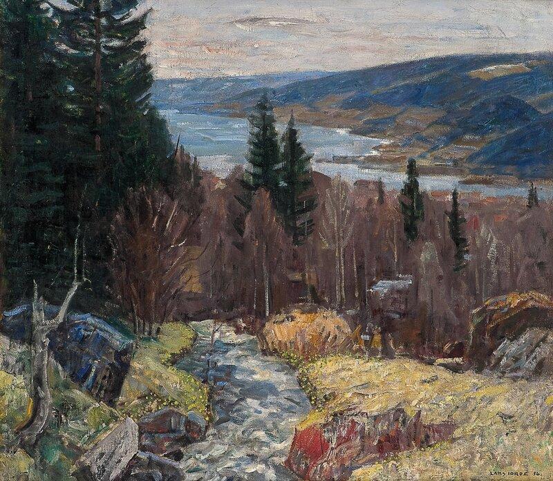 Fra Balbergkampen 1936