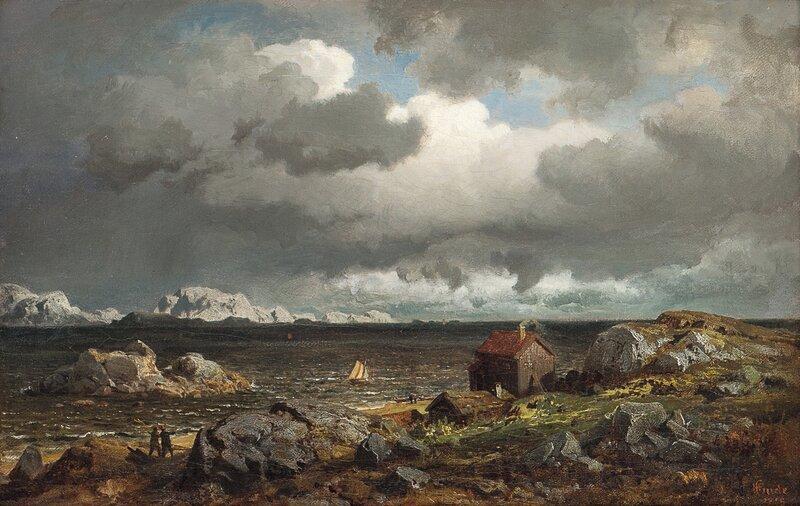 Kystlandskap 1859