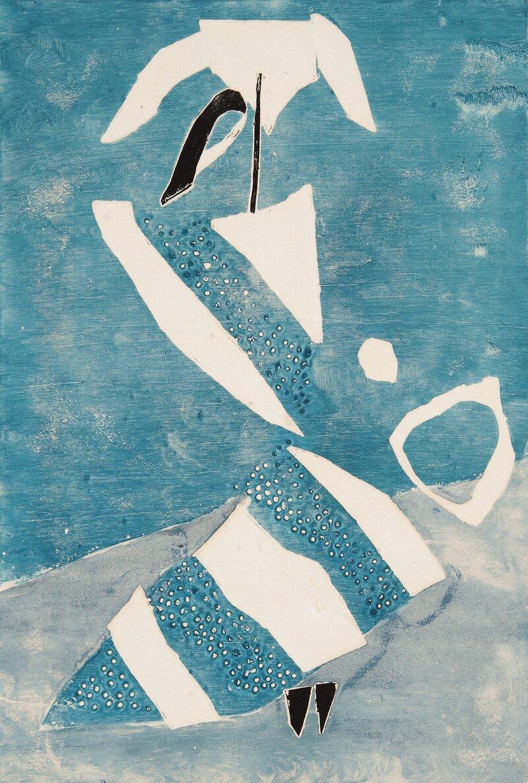 Kvinne med parasoll