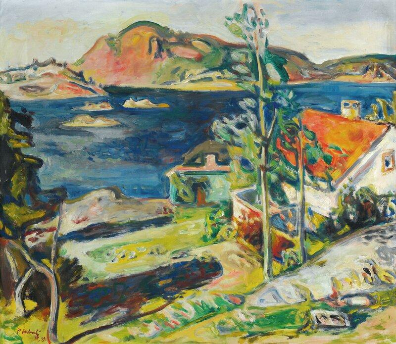 Nordenvind, Skåtøy 1939