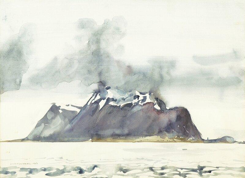 Fra Godøya 1981