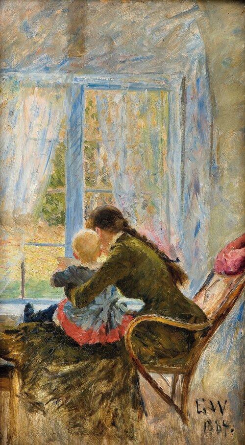 Du og Bébé 1884