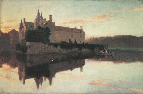 Slottet Bien-Assis, Bretagne