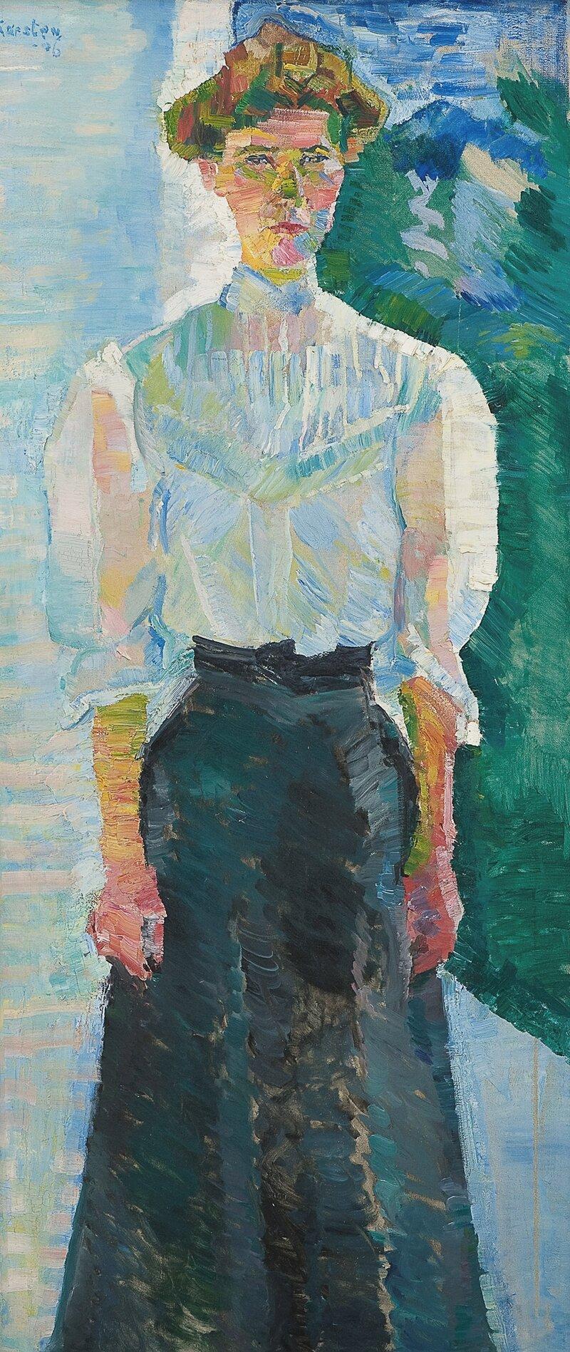 Dagmar Karsten 1906