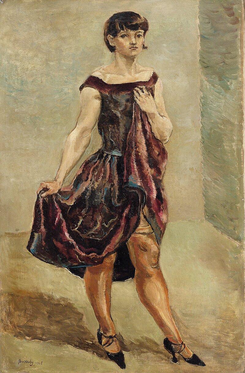 Thérèse 1925