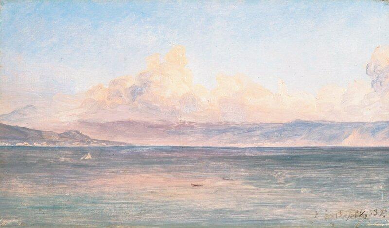 Fra Napoligolfen 1833