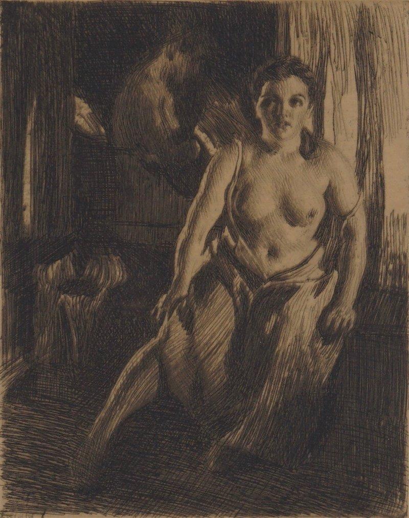 Sängpallen 1914