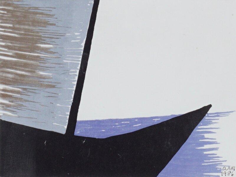 Seilbåt 1986
