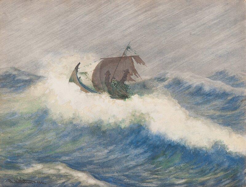 Draugen 1891