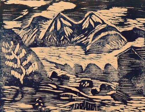 Fjordlandskap 1933