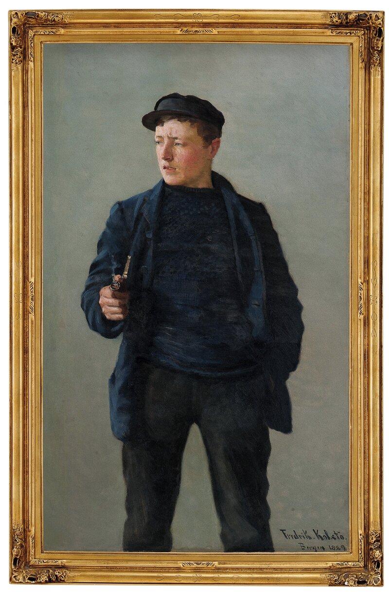 En stril 1889