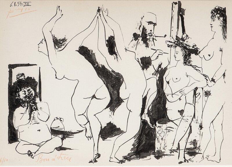 The Studio 1954