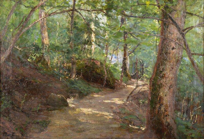 Skogsti 1890