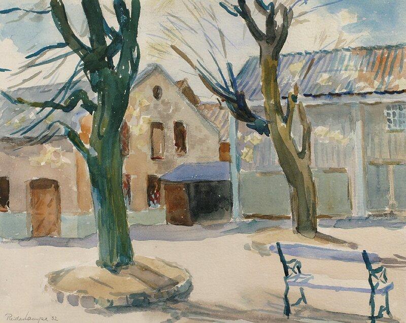 Vårsol 1932