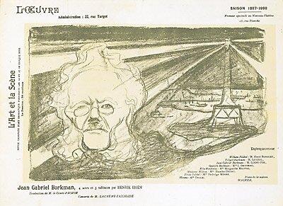 Ibsen med fyrtårn