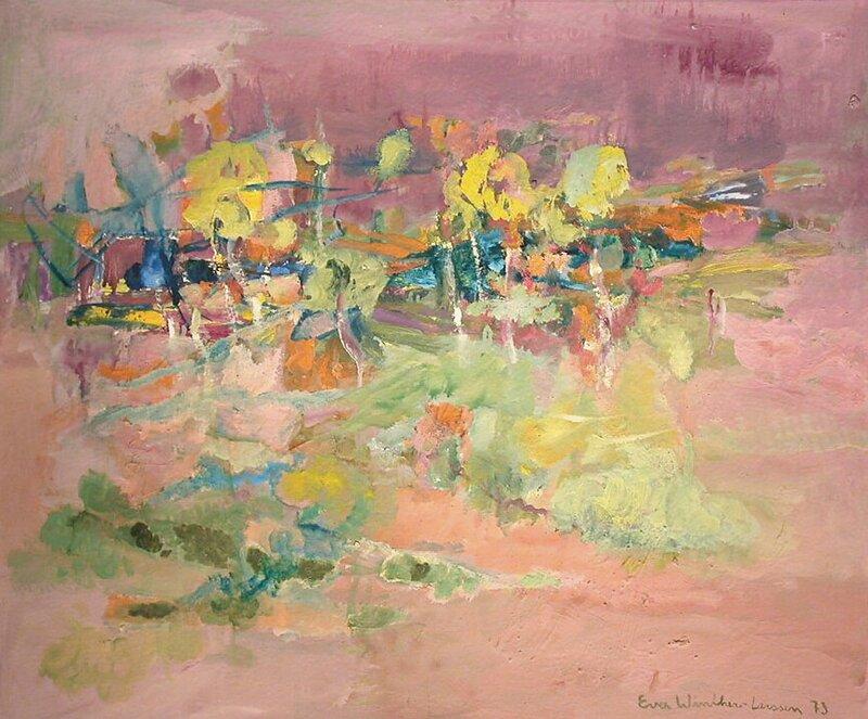 Våtmark 1973