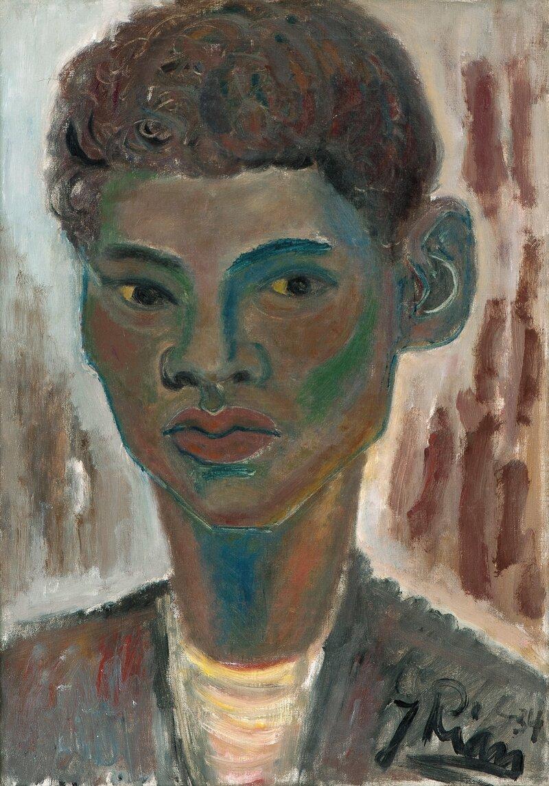 Marokkansk gutt 1934