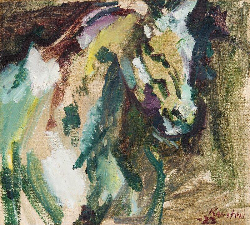 Hest 1923