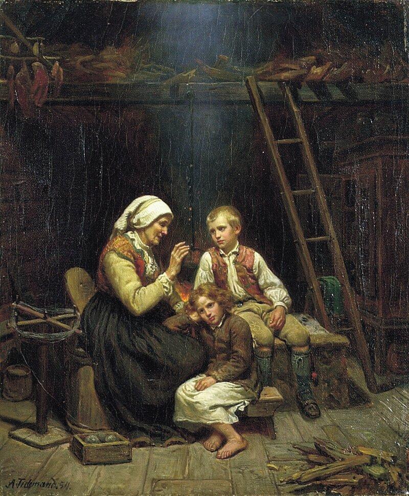Bestemors fortelling 1854